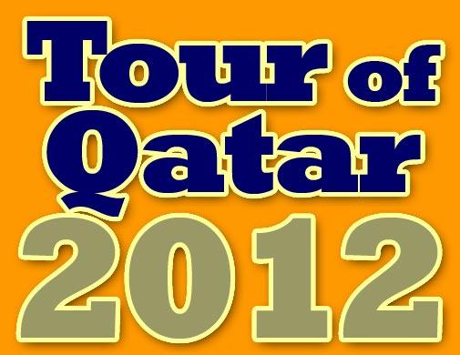Tour of Qatar 2012 logo