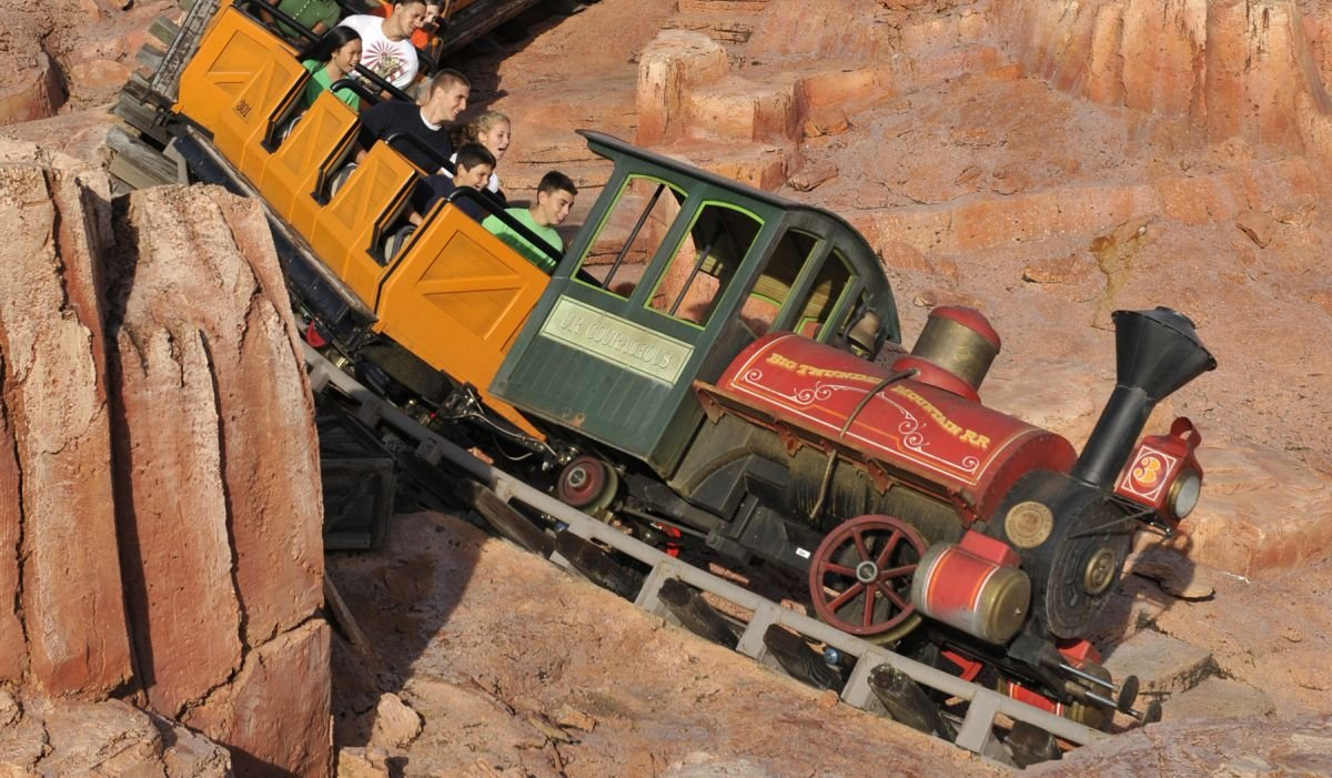 Thunder Mountain Railroad