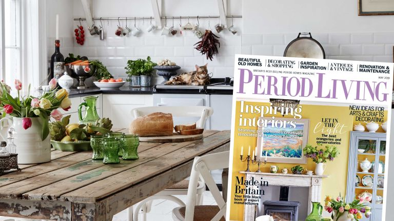 Period Living May 2019 cover preview