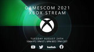 Gamescom 2021 Xbox -tapahtuma