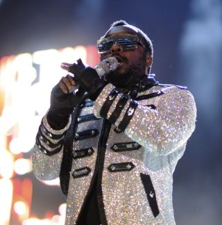Black Eyed Peas singer will.i.am.
