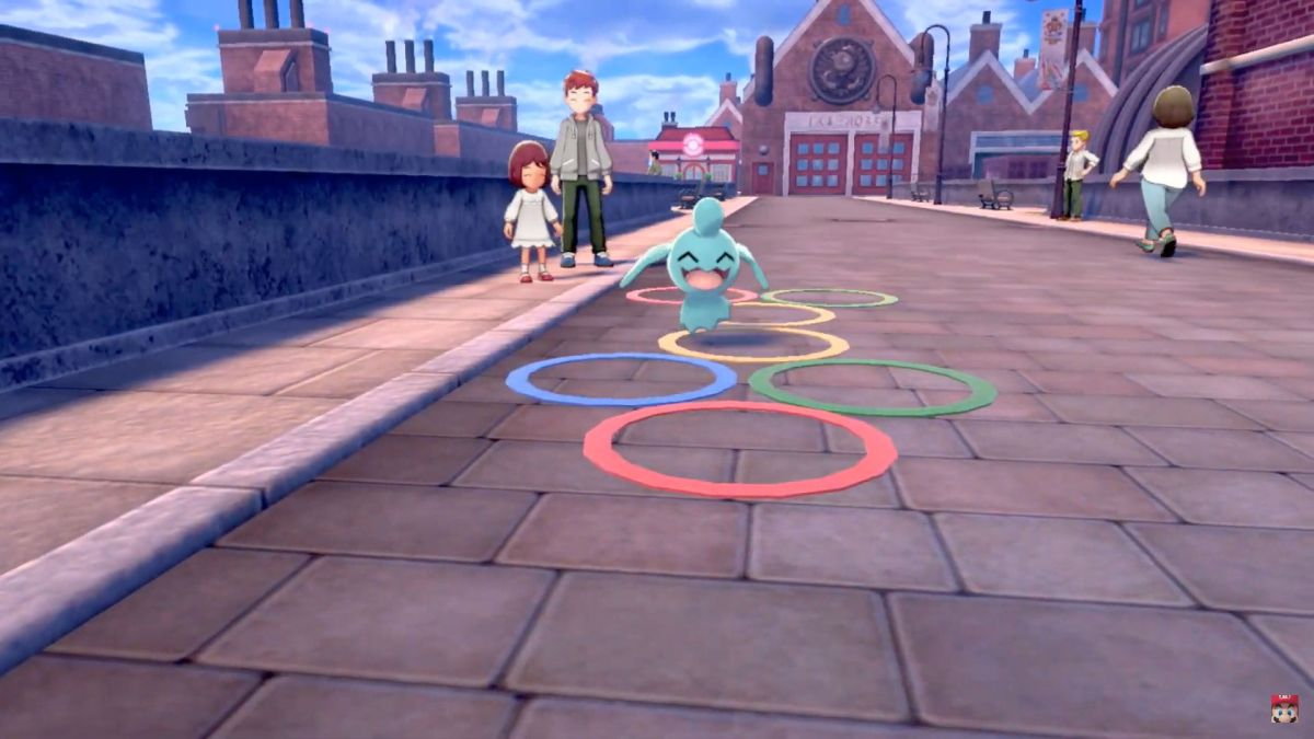 Pokemon Sword and Shield leak claims third legendary called Eternatus and Gigantamax feature rumoured