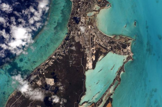 A photo taken by astronaut Scott Kelly from the International Space Station is the first in a weekly geography quiz game that Kelly will run on Twitter.