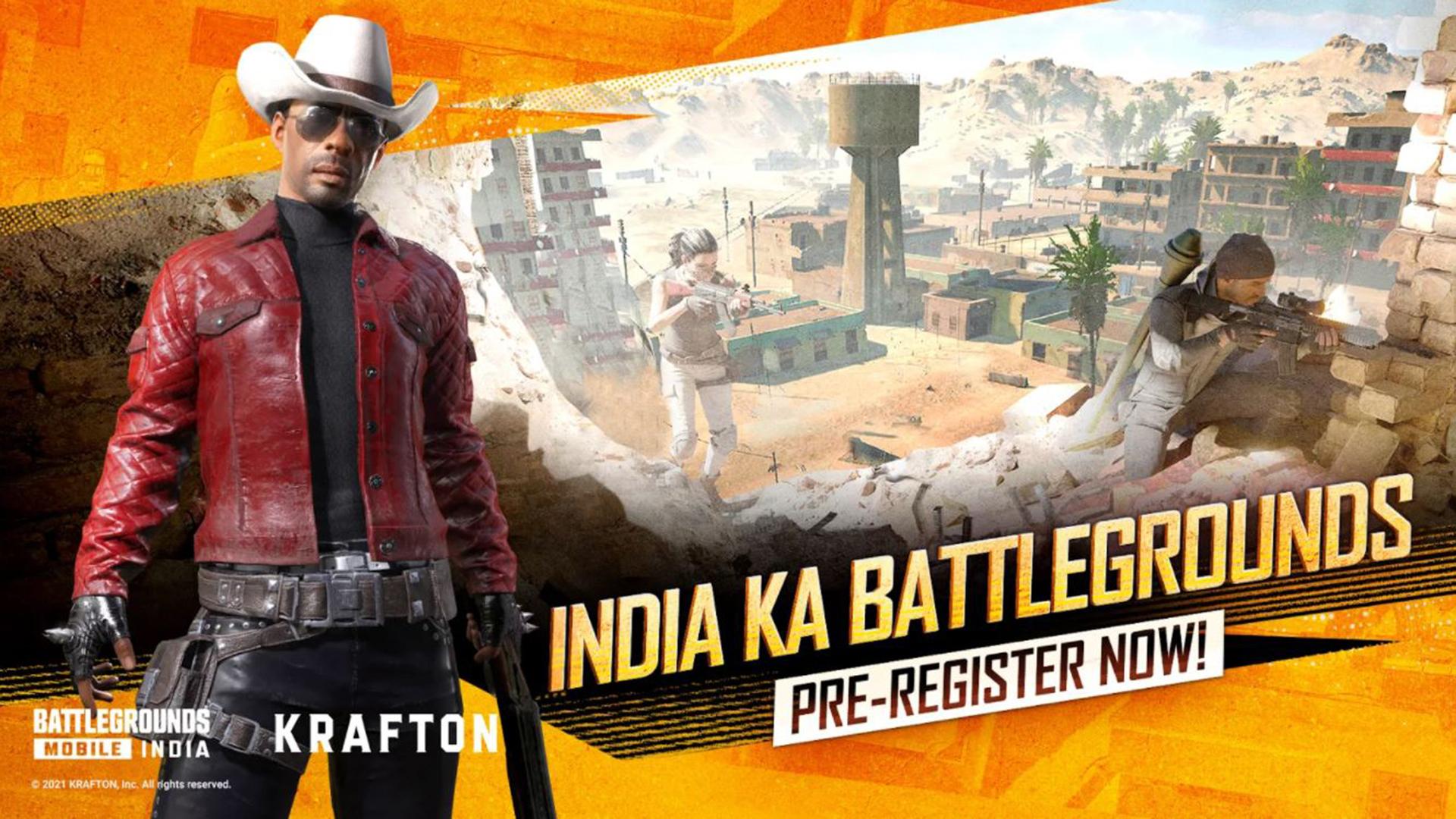Battlegrounds Mobile India Karakin promo