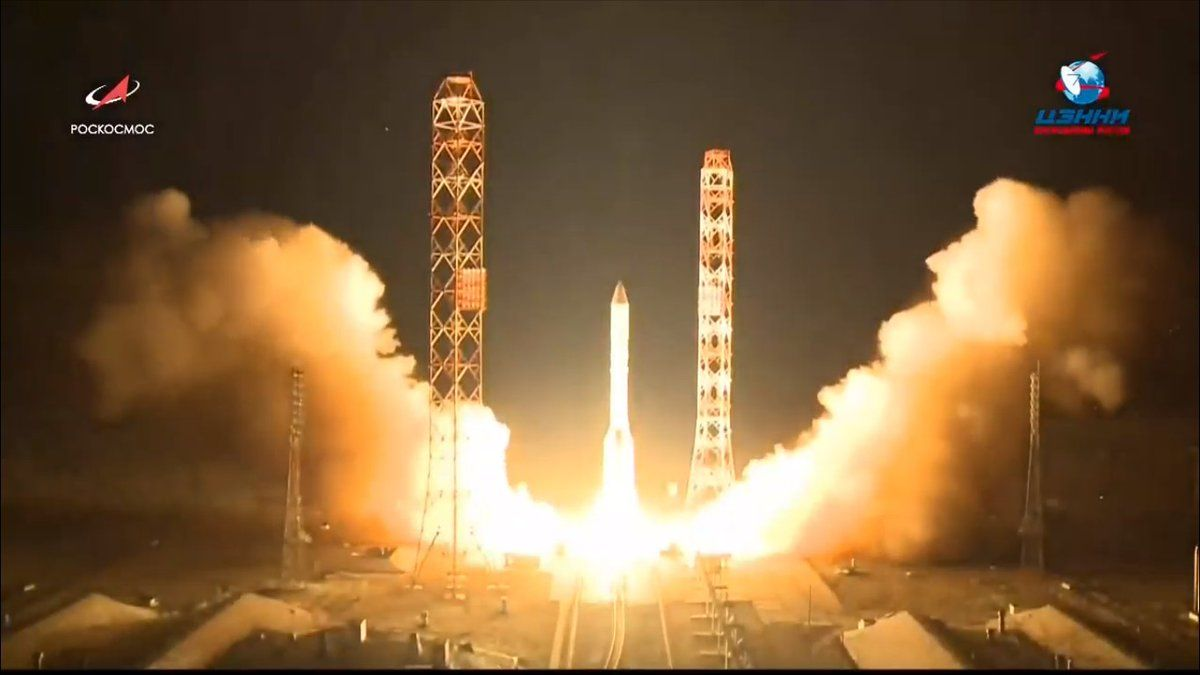 Russia Launches 4th and Final 'Blagovest' Military Communications Satellite