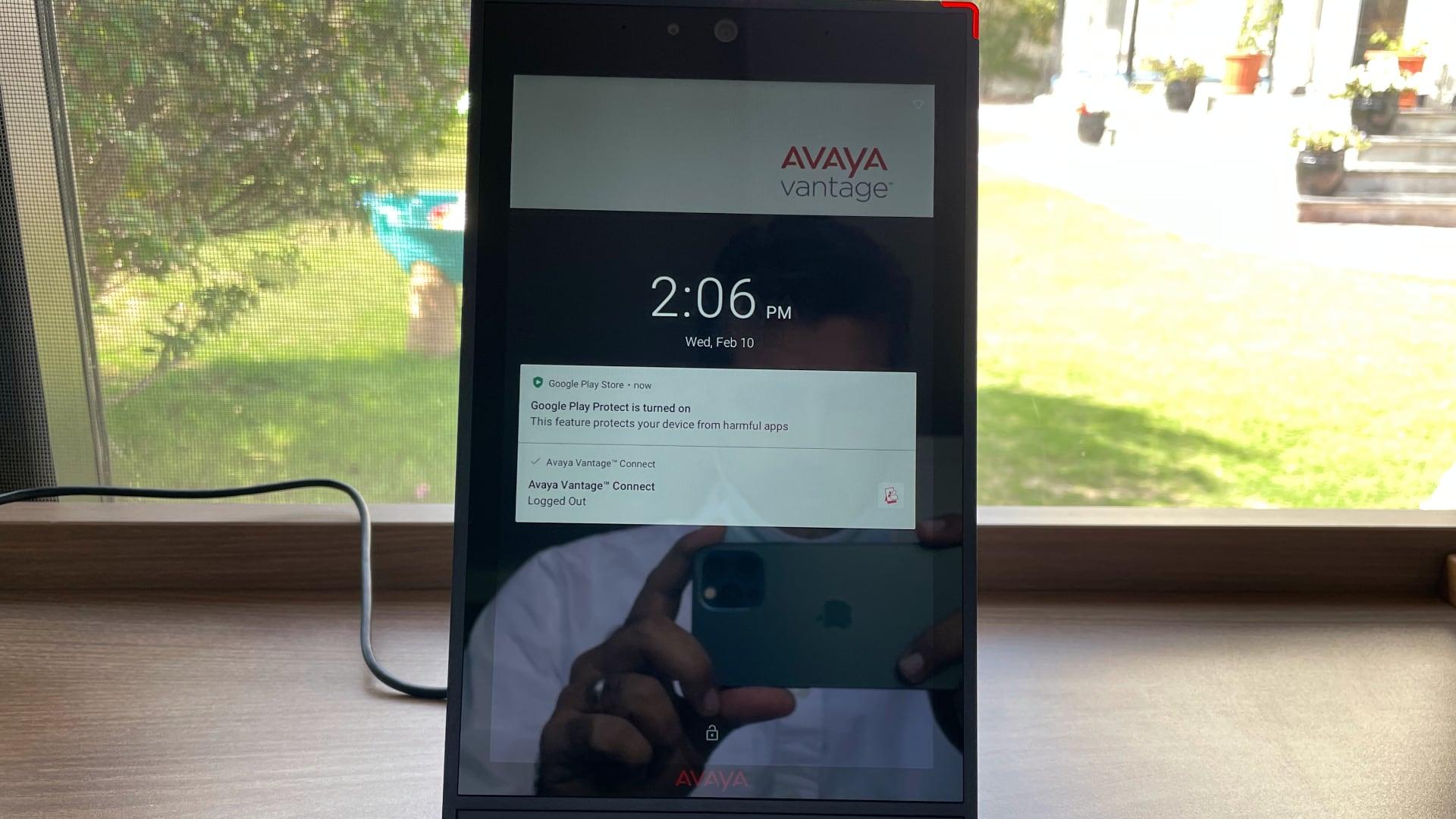 Avaya Vantage K175