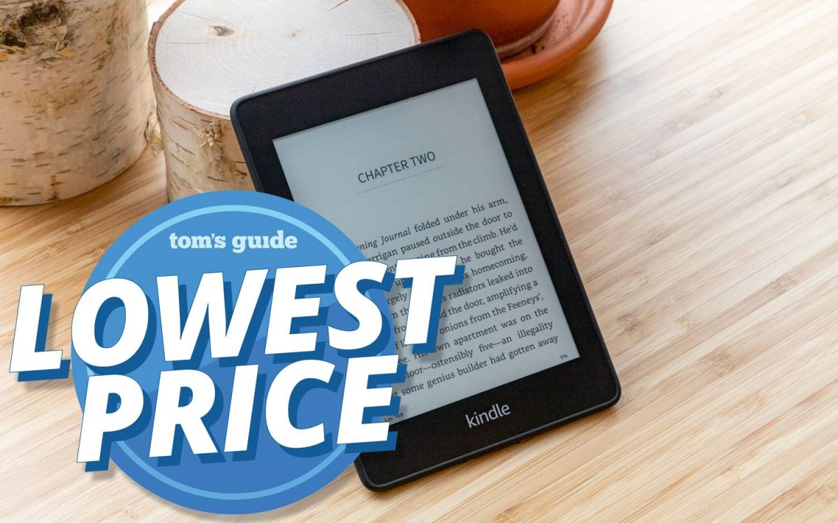 Get the Kindle Paperwhite at its lowest price ever