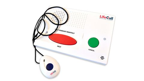 LifeCall Advanced with Fall Alert review