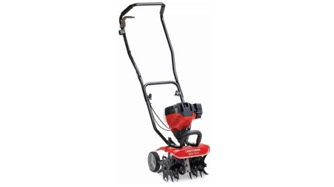 Craftsman 30cc 4-Cycle Gas Tiller Review