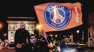Paris Saint-Germain, Champions League final