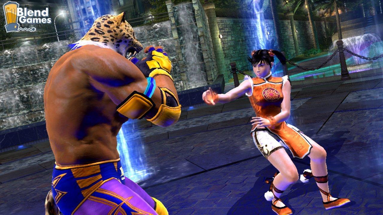Tekken 6: When Foot-Meets-Face Screenshots #6570