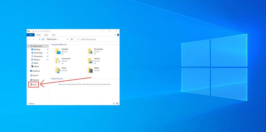 Microsoft is making it a lot easier to access Linux files in Windows 10