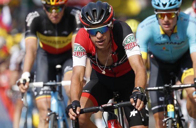 Thumbnail Credit (cyclingweekly.com) (Photo: Yuzuru Sunada): Richie Porte at the 2017 Tour de France (Sunada)