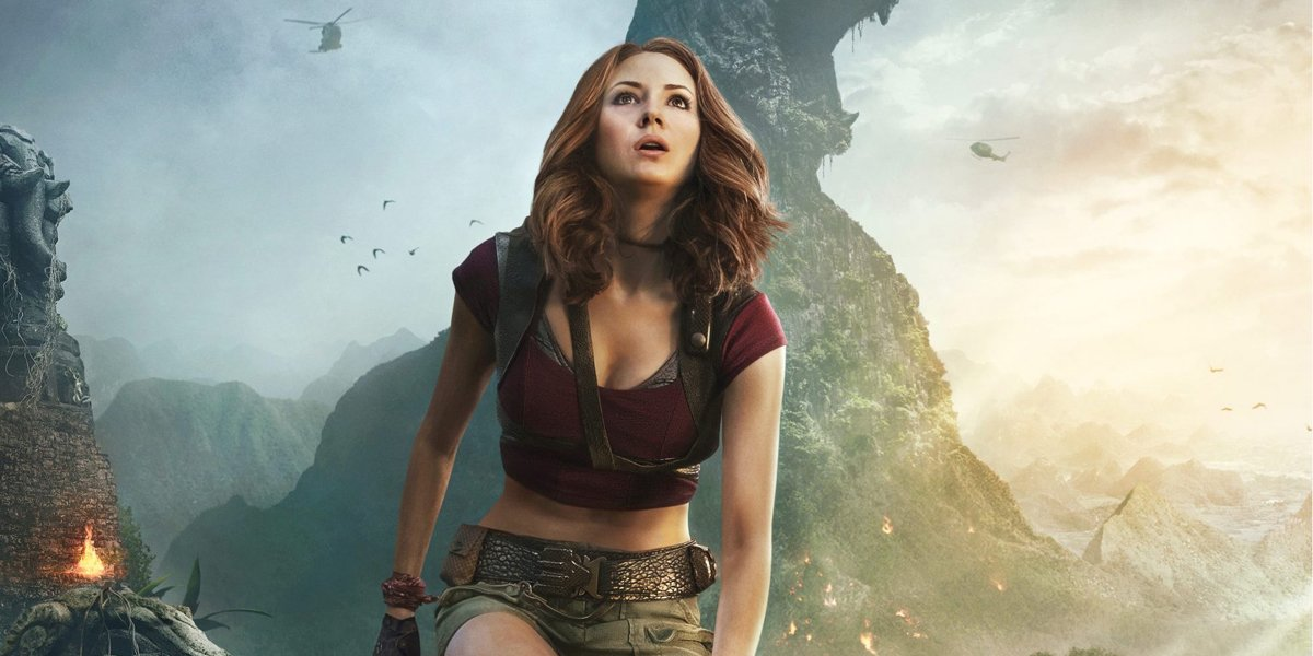 How Jumanji 3's Ruby Roundhouse Stuntwoman And Karen Gillan Feel About Those Short Shorts