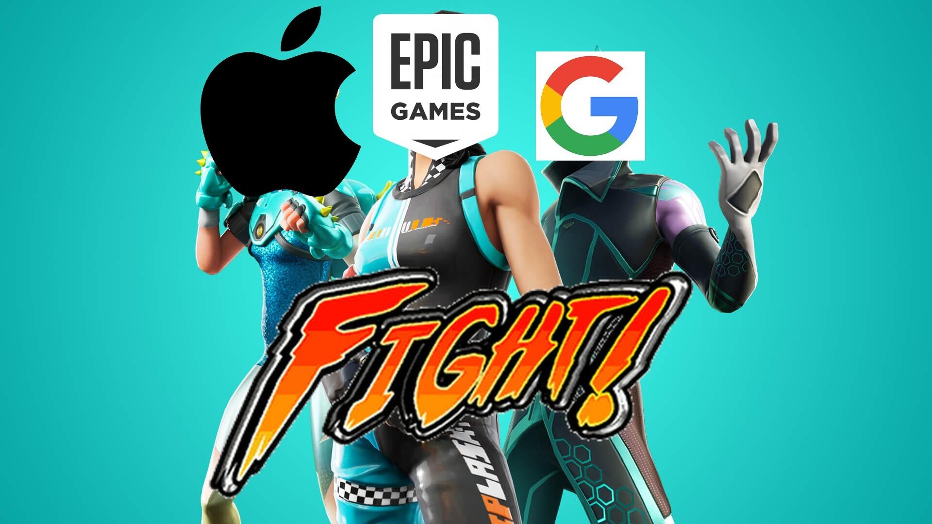 Epic / Apple / Google