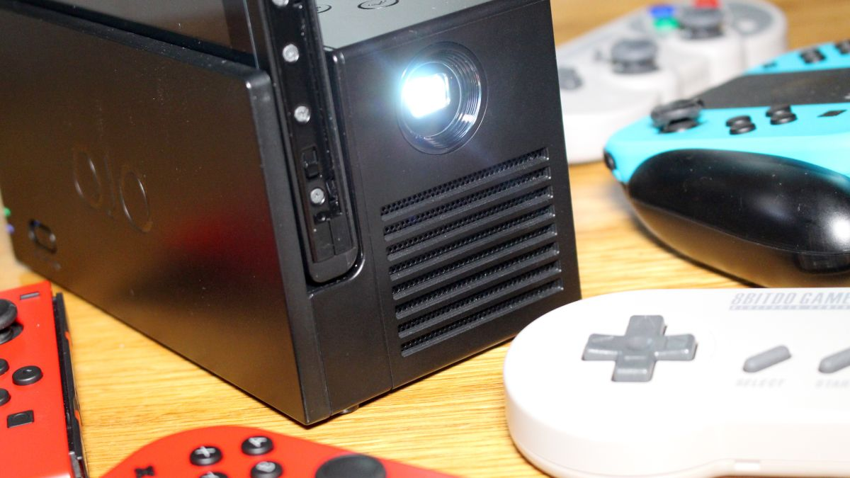 Ojo Projector For Nintendo Switch Review Techradar