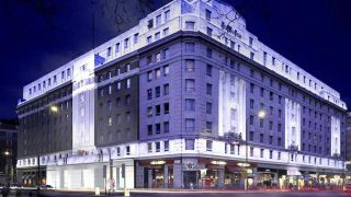 London's Cumberland Hotel, soon to be the Hard Rock Hotel London