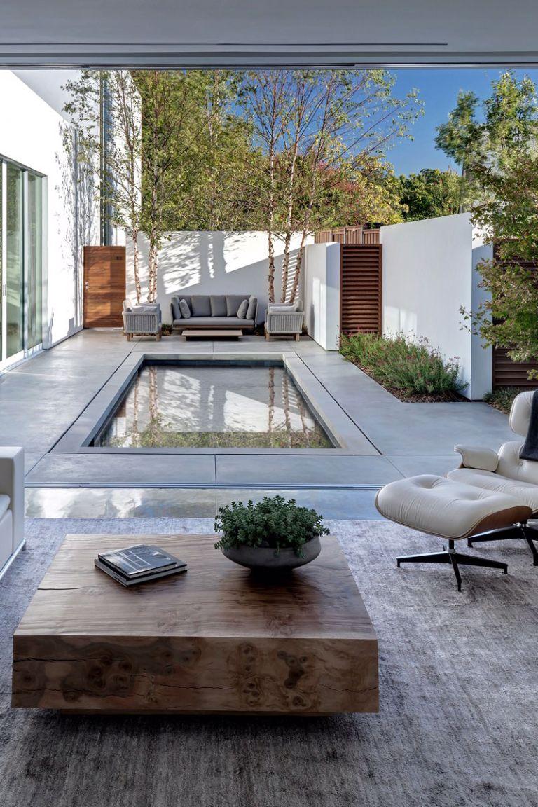 Backyard trends for small gardens  Livingetc