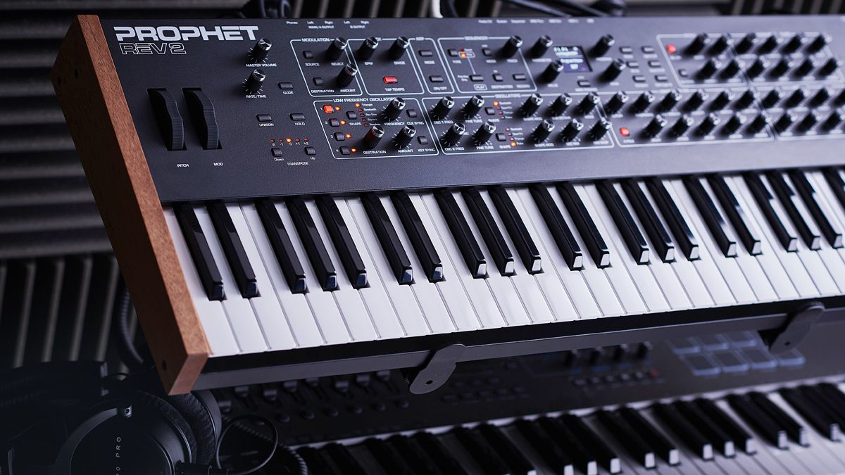 the best high end hardware synthesizers in the world today musicradar. Black Bedroom Furniture Sets. Home Design Ideas