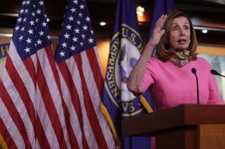 Nancy Pelosi stimulus check 2