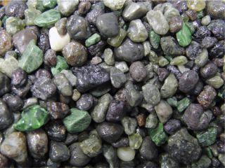 Kimberlite magma mineral grains