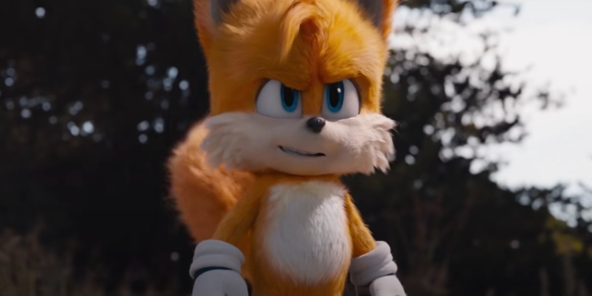 """Miles """"Tails"""" Prower in Sonic the Hedgehog"""