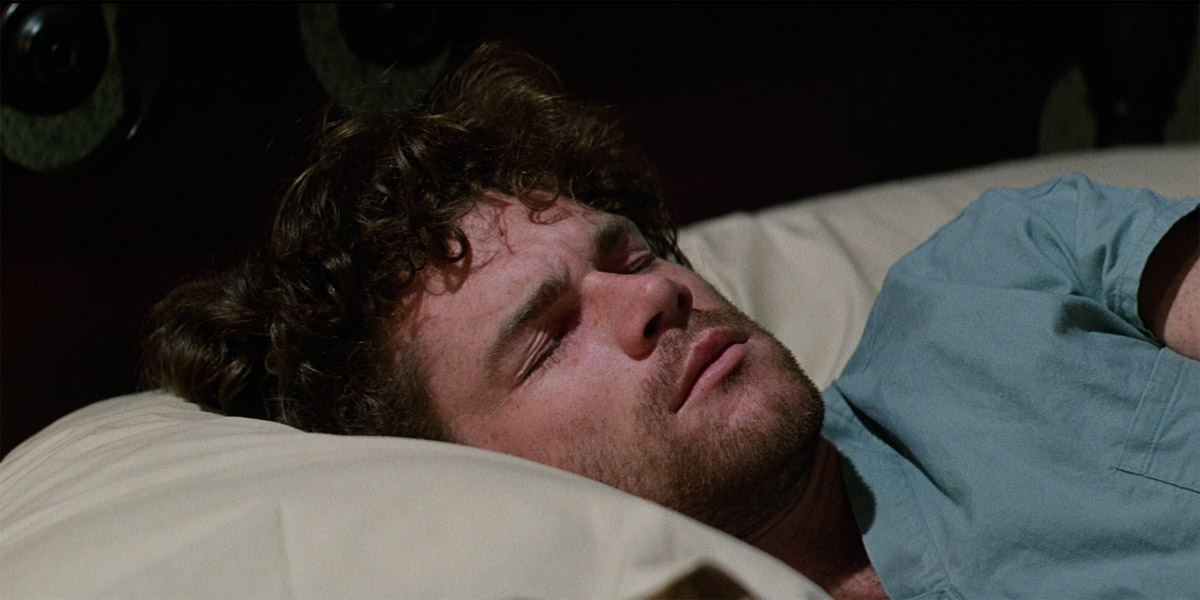Andy McGee in Firestarter