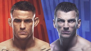 UFC Fight Night Poirier vs Hooker live stream