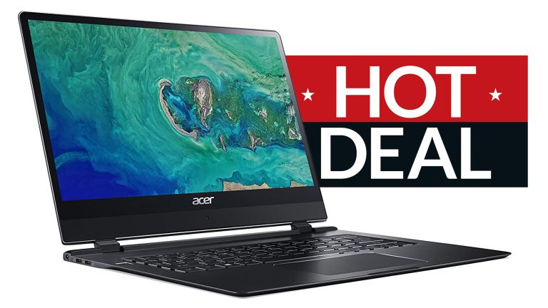 Acer Swift 7 laptop deals