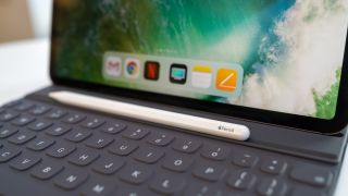 The Apple Pencil 2 on the iPad Pro 11