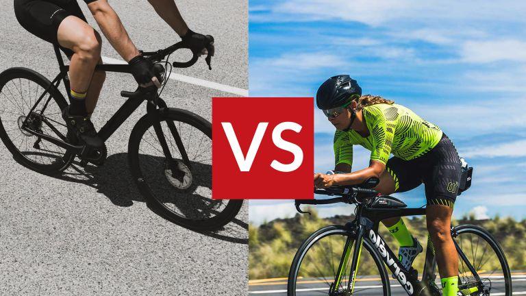 road bike vs tri bike