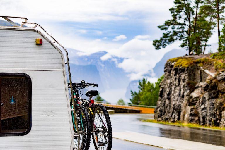 best caravan and motorhome bike racks