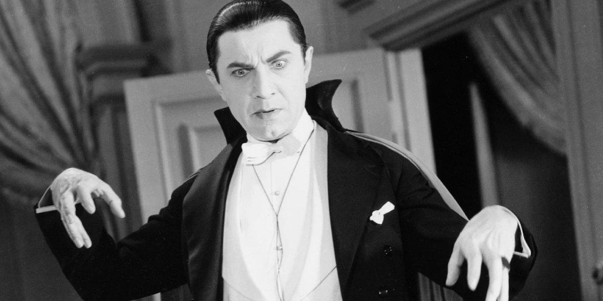 Bela Lugosi in Dracula