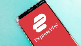 ExpressVPN on Android phone