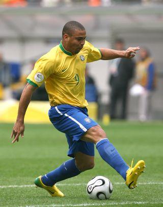 Soccer – 2006 FIFA World Cup Germany – Second Round – Brazil v Ghana – Signal Iduna Park