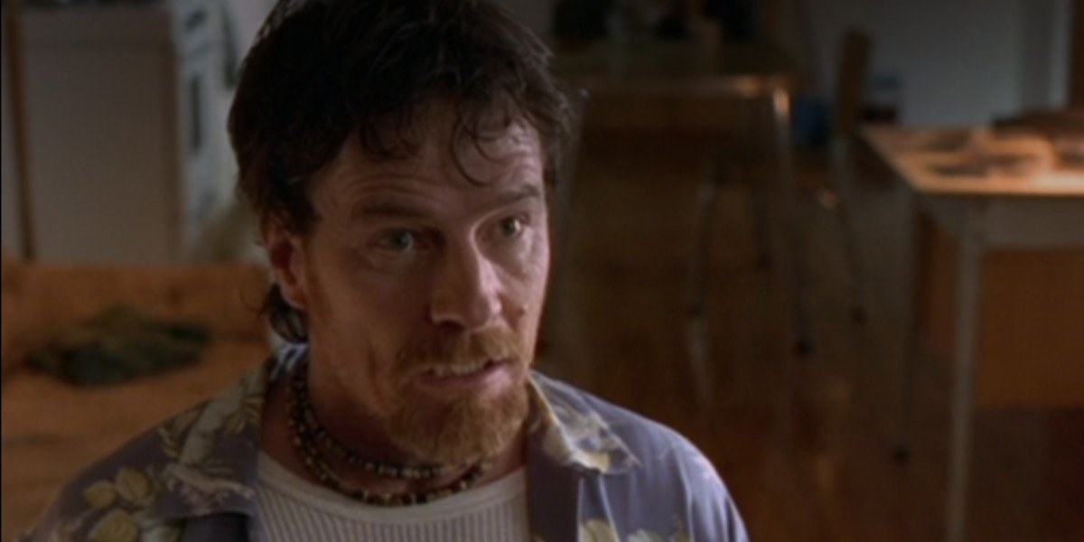 Bryan Cranston in 'Twas the Night