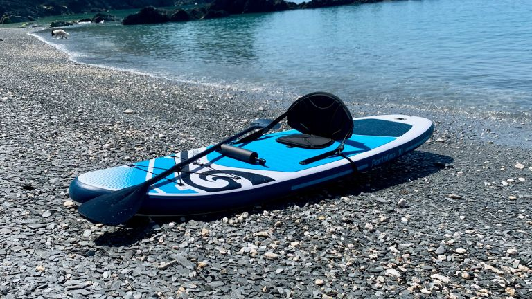 Portofino 10ft inflatable stand up paddle board review