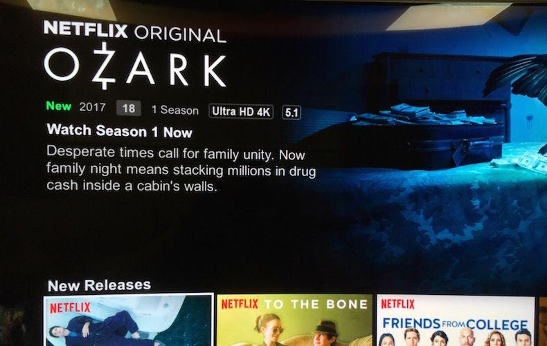 Netflix Pkg