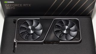 Nvidia GeForce RTX 3070 FE