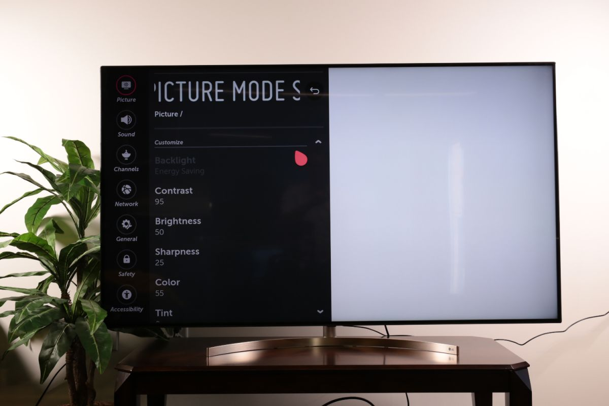 Lg Tv Has Sound And Backlight But No Picture