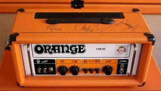 Orange OR50 Biffy Auction