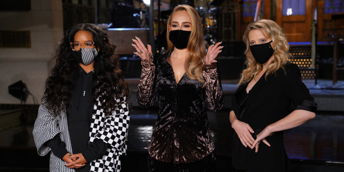 Adele Did An American Accent For An SNL Promo And It's Way Better Than I Would Have Guessed
