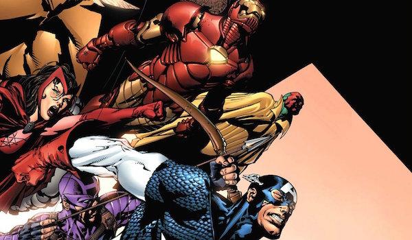 Avengers Disassembled