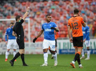 Dundee United v Rangers – Scottish Premiership – Tannadice Park