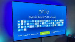 Philo streaming TV Black Friday Cyber Monday