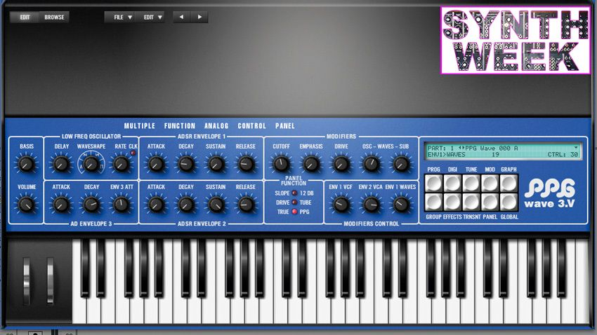 how to make classic 39 80s wavetable synth sounds musicradar