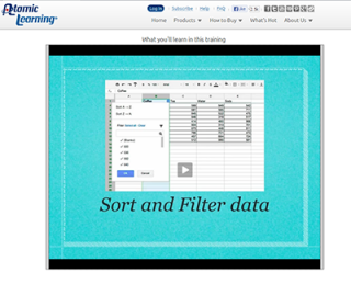 Video Tutorial: Google Docs- Advanced Spreadsheet Features