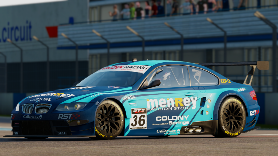 Project CARS Screenshots Show Amazing Water Effects #25663
