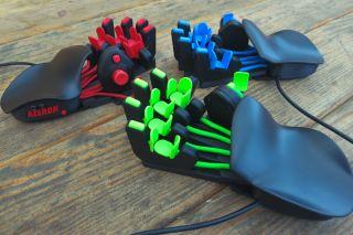 Azeron Gaming Key pads