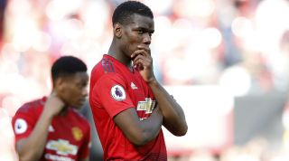 Paul Pogba Real Madrid Manchester United